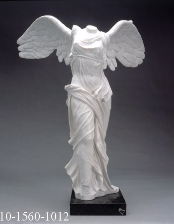 Classic statues - Greek and Roman Art - Winged Victory